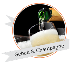 ENNL Effective Business Solutions :: Gebak en champagne